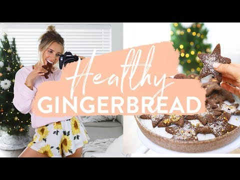 VEGAN GINGERBREAD COOKIES | Gluten Free + Paleo Recipe | Sezzy Christmas