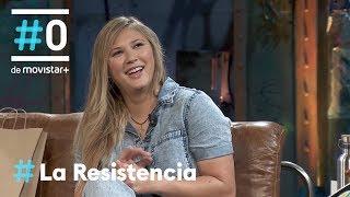 LA RESISTENCIA - Entrevista a Alexandra Rinder   #LaResistencia 03.02.2020