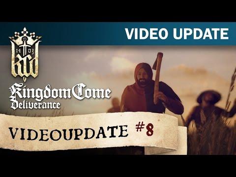 Download Youtube: Kingdom Come: Deliverance Video Update #8