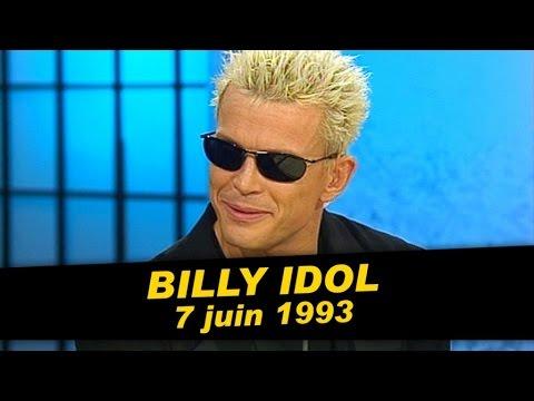 Billy Idol est dans Coucou c'est nous - Emission complète