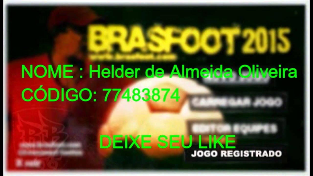 BRASFOOT COM REGISTRO 2009 BAIXAR