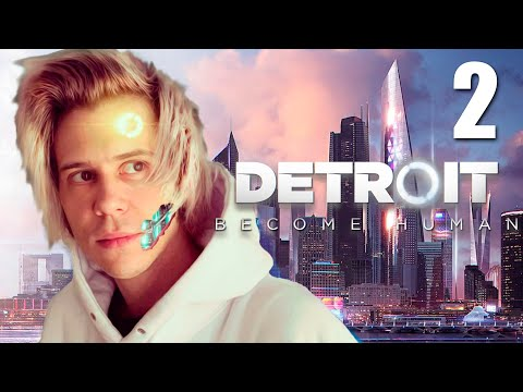 EMPEZANDO A SENTIR | Detroit Become Human #2