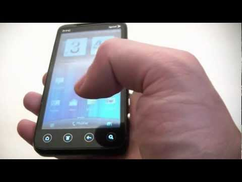 How To Hard Reset An HTC EVO 3D Android Smartphone