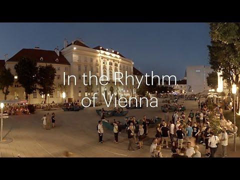 In the Rhythm of Vienna - 360°