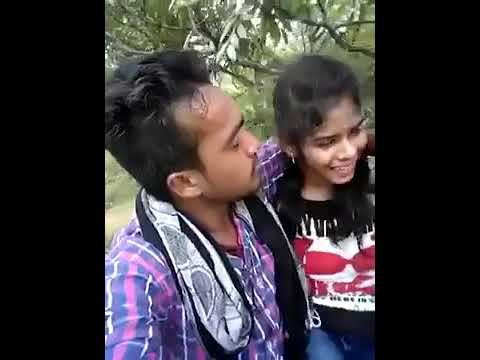 Love kiss|| young collelge couple||in jaydev vatika park💓💕💕💕💕💕💕