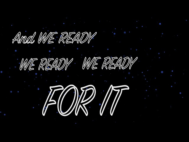 Ford Man - Mas (Lyric Video)