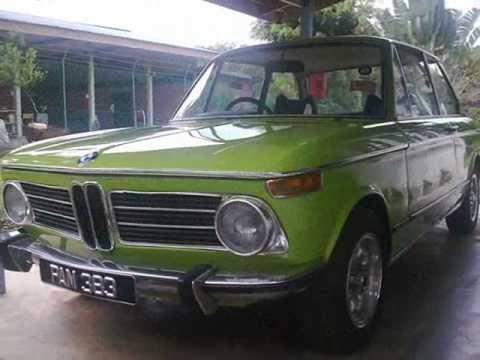The BMW 2002 E10 Was Born