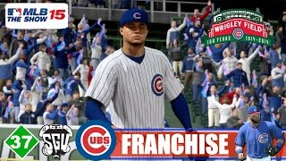 MLB 15: The Show (PS4) Chicago Cubs Franchise - EP37 (World Series vs A