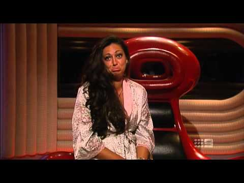 Big Brother AU 2012 - Day 32 - Confidential