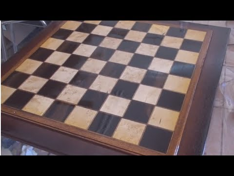 how to make a chess board out of paper