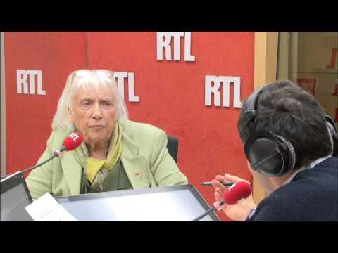 Maya Picasso était l'invitée de RTL Soir mardi 14 octobre 2014 - RTL - RTL
