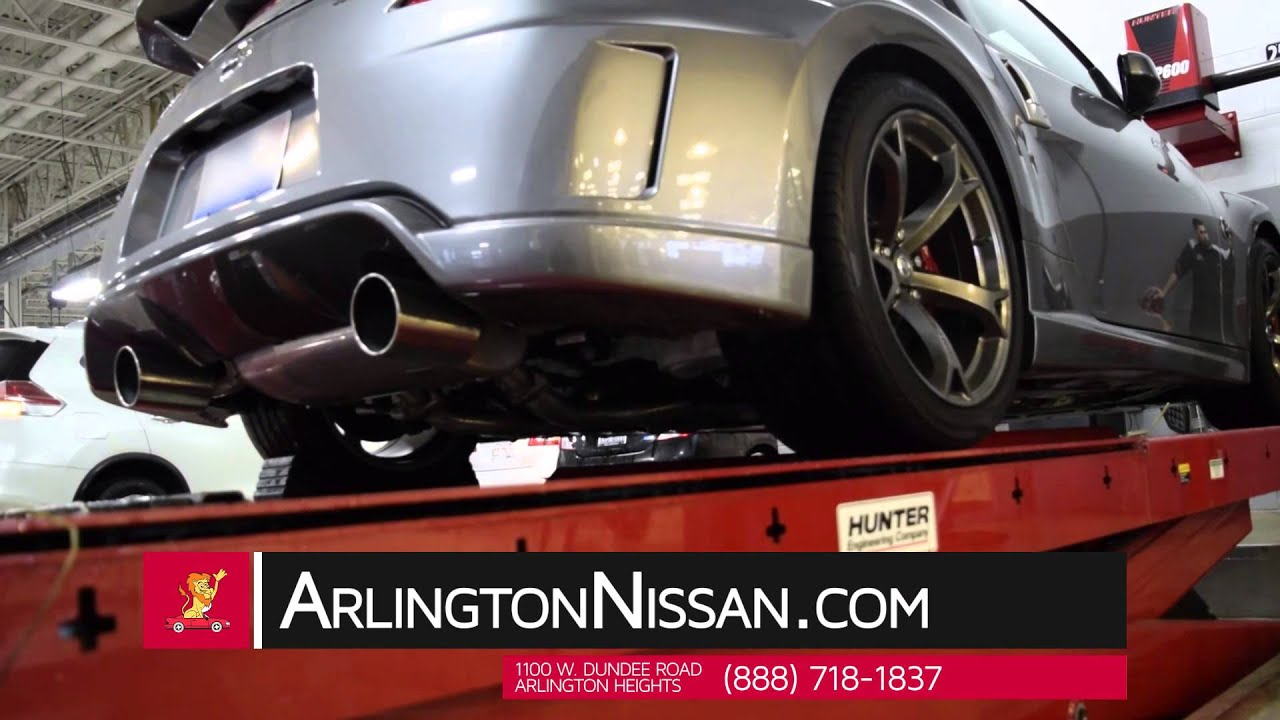 Nissan Front End Alignment Arlington Heights, IL | Cheap Front End  Alignment Arlington Heights, IL