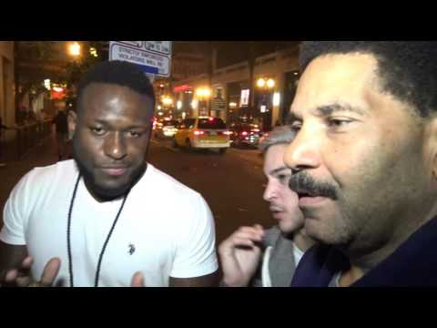 A Heated Donald Trump Debate Flares Up In Downtown Orlando! (PART 2) - The LanceScurv Show