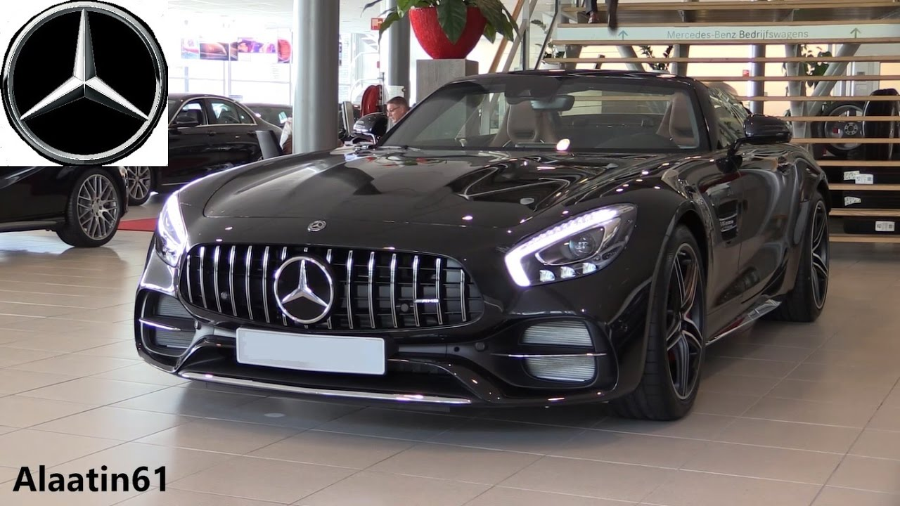 new mercedes amg gt c roadster 2018 in depth review interior exterior details youtube. Black Bedroom Furniture Sets. Home Design Ideas