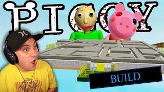 THEY REMADE BALDI'S SCHOOL HOUSE IN PIGGY... | Roblox Piggy