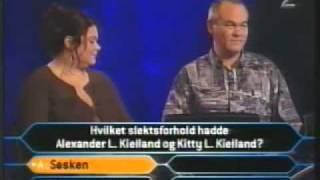 VIL DU BLI MILLIONÆR - 2.000.000 KR.