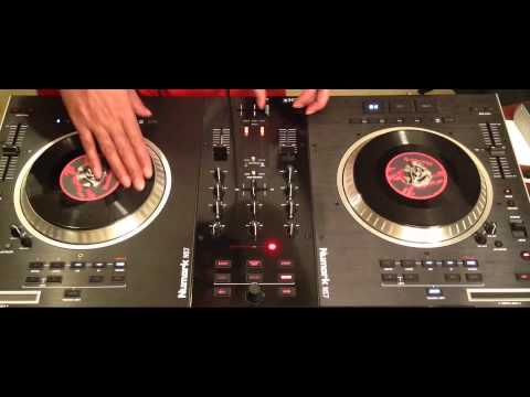 How To DJ Tutorials - Chirp Scratch