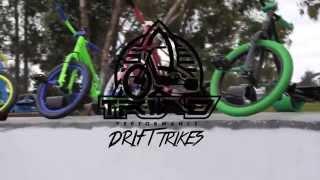 Drift trikes by Triad! Triad Drift Trike thumbnail
