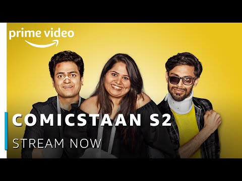 100%-comedy---comicstaan-season-2-|-stream-now-|-new-episode-every-friday-|-new-amazon-original-2019