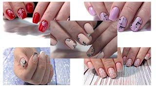 Nail Design ideas Идеи Дизайна ногтей Хроника пятикратная Идеи маникюра