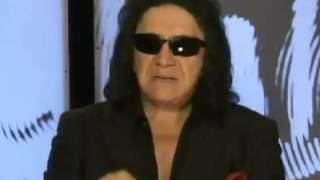 RockStar Neocon Gene Simmons Slams President Obama S Israel Policy And U N