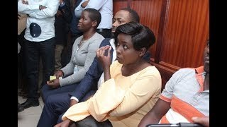 Jacque Maribe and Joe Irungu to spend more days in remand