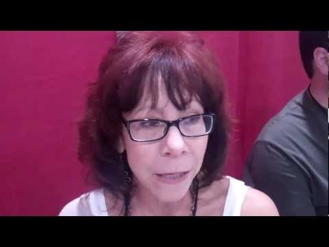 On The Beat with Mindy Sterling at Motor City Comic Con 2012