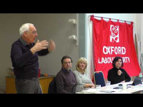 Oxford Labour seminar discussion on Labour's Industrial Stra