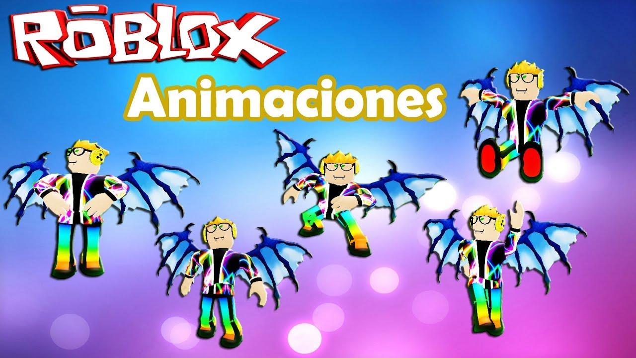 Como Probar Animaciones De Roblox Gamingtech Probamos Todas Las Animaciones De Roblox Gratis Youtube
