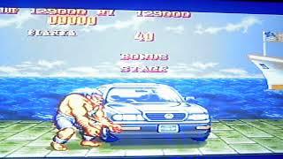 Street Fighter II SCE HSR