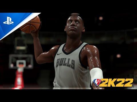 NBA 2K22 - MyCAREER Trailer | PS5