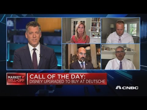 Disney upgraded to buy at Deutsche Bank