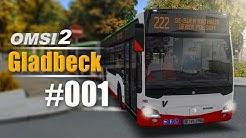 OMSI 2 Projekt Gladbeck 2016 Citaro 2 #001 - Unterwegs mit der 222 in Marl