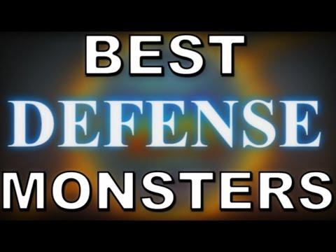 Monster Legends   Team Wars   Best Defense Monsters