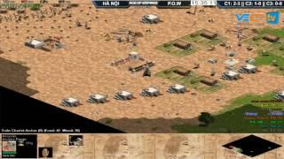4vs4 - C2T2    Hà Nội vs Liên Quân POW ngày 23/2/2017