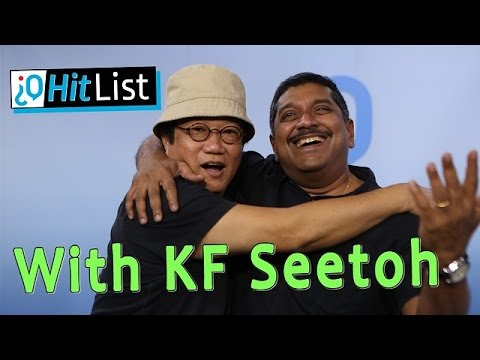 HitList #2 with KF Seetoh