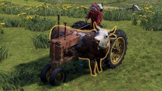 Niezniszczalna KROWA - Farmer's Dynasty (#5)