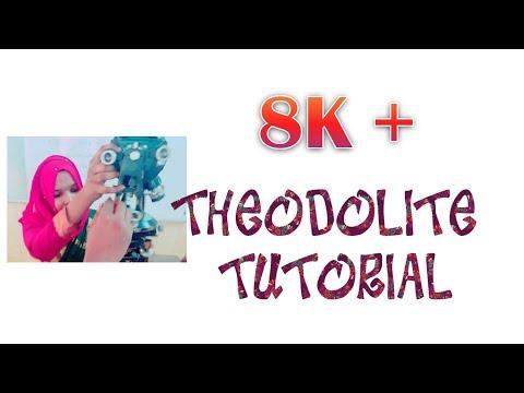 Theodolite Tutorial In Malayalam.