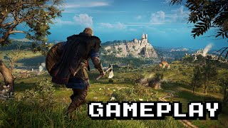 Game TV Schweiz - ASSASSIN'S CREED VALHALLA: Official Gameplay German