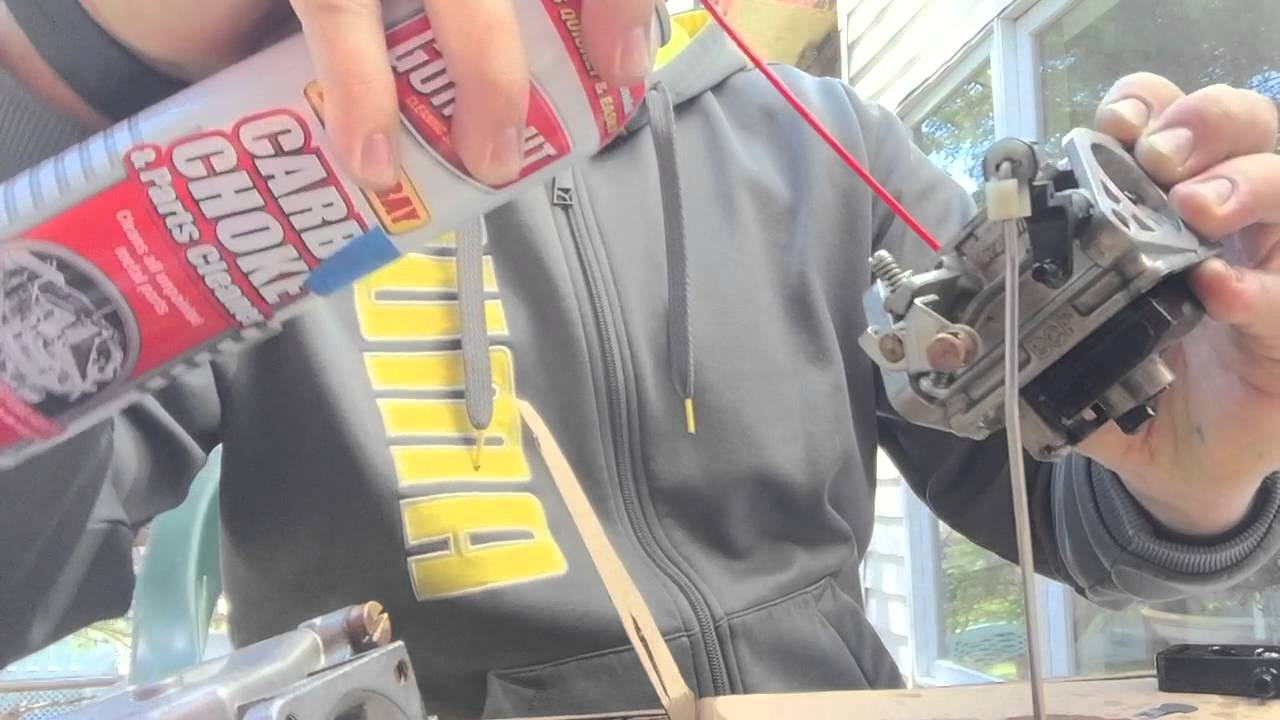Yamaha 15 Hp Outboard Carburetor Cleaning