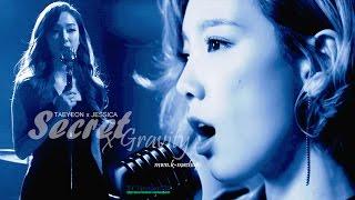 Video TAEYEON x JESSICA - Secret/Gravity (MashUp) download MP3, 3GP, MP4, WEBM, AVI, FLV Agustus 2018