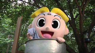 ぼく、岡山県マスコットももっち!あっちこっちへ走りまわって、岡山の魅力を紹介するよ。 うらっちとのキャンプ場シリーズ第5弾は、津山市...