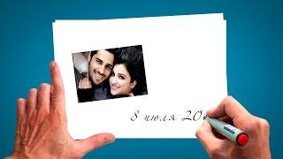 ВИДЕОПРИГЛАШЕНИЕ НА СВАДЬБУ #5 / Wedding Save The Date /for Krwork
