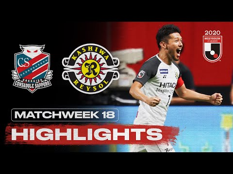 Sapporo Kashiwa Goals And Highlights