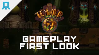 Tower 57 | Exclusive Gameplay First Look!