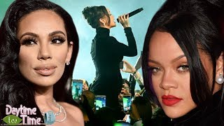 Rihanna RESPONSE about her BELLY bump + Erica Mena CLAPS BACK at Nicki Minaj Fans! #2019DiamondBall
