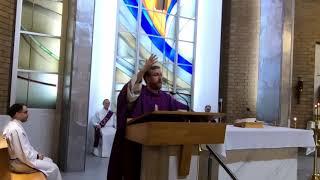 "Fr. Pio Libby, FoH - ""Divine Mercy"" Lenten Mission talk #4"
