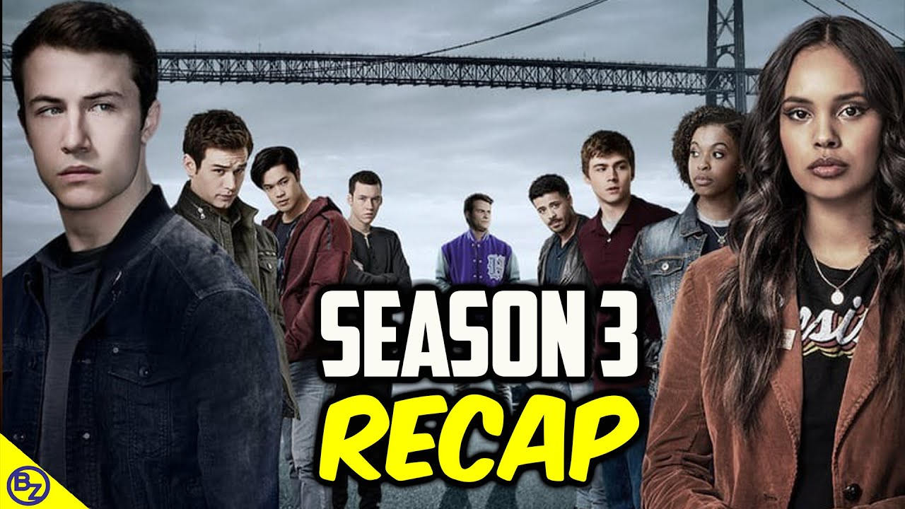 13 Reasons Why season 4 binge recap