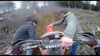 WOR Events Llandrillo forest 17/10/15