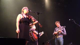 Nickel Creek -  Tomorrow Is a Long Time (Bob Dylan cover) live @ House of Blues, Boston on 5/1/14